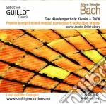 Il clavicembalo ben temperato - parte ii cd musicale di Bach johann sebasti