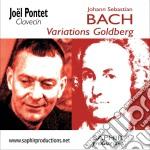 Bach J.S. - Variazioni Goldberg Bwv 988  - Pontet Joël  Cv cd musicale di Bach johann sebasti