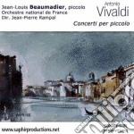 Vivaldi Antonio - Concerti Per Ottavino cd musicale di Antonio Vivaldi