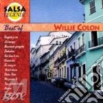 Salsa legend cd musicale di Willie Colon