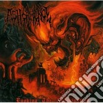 EVOKING THE ABOMINATION                   cd musicale di ABHORRENCE