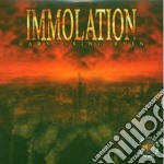 Immolation - Harnessing Ruin cd musicale di IMMOLATION