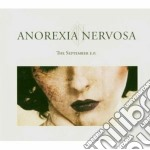 THE SEPTEMBER E.P. cd musicale di Nervosa Anorexia