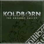 CD - KOLDBORN - THE UNCANNY VALLEY cd musicale di KOLDBORN