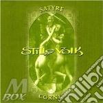 Satyre cornu cd musicale di Volk Stille