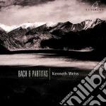 6 PARTITAS cd musicale di Johann Sebastian Bach