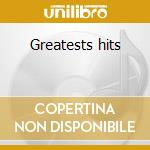Greatests hits cd musicale