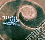 Sonate e concerti cd musicale di TELEMANN GEORG PHILI