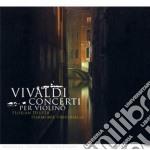 Concerti per violino cd musicale di Antonio Vivaldi