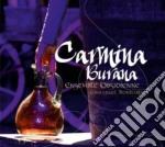 Carmina burana (versione medioevale) cd musicale di Miscellanee