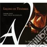 Leçons De Tenebres - Il Giovedi Santo Nell'italia Del '600 cd musicale di Miscellanee