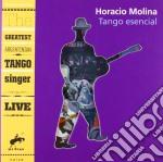 Horacio Molina - Tango Esencial cd musicale di HORACIO MOLINA