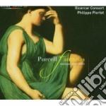 FANTAZIAS cd musicale di Henry Purcell