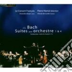 SUITES (OUVERTURES) N.1, N.4, SONATA PER cd musicale di Johann Sebastian Bach