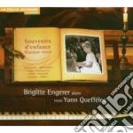 SOUVENIRS D'ENFANCE (MUSICHE RUSSE PER P cd musicale