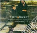 Fauré Gabriel - Requiem cd musicale di Gabriel Faure'