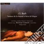 Bach Johann Sebastian - Monumento Funerario Di S.m. La Regina Di Polonia Bwv 198, Missa Bwv 234 cd musicale di Johann Sebastian Bach