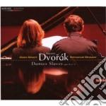 DANZE SLAVE OPP.46 E 72 (PER PIANOFORTE cd musicale di Antonin Dvorak