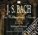 Clavicembalo ben temperato vol.2 cd musicale di Johann Sebastian Bach