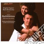 Rachmaninov Sergei - Suite Per 2 Pianoforti N.1 Op.5