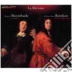 SONATAS BUX WV 266, 269 & 271             cd musicale di Dietrich Buxtehude
