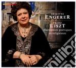 Liszt Franz - Harmonies Poétiques Et Religieuses cd musicale di Franz Liszt
