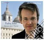 SON. PIANO. 129, 87, 42, 18, 19, 24, 25,  cd musicale di Antonio Soler
