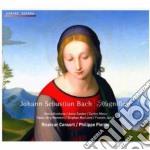 Bach Johann Sebastian - Magnificat Bwv 243 cd musicale di Johann Sebastian Bach