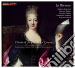 Jacquet De La Guerre Elisabeth - Sonate Per Violino, Viola E Basso Continuo cd musicale di JACQUET DE LA GUERRE