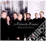 M?ditations (trascrizioni per 8 violonce cd musicale di MISCELLANEE