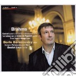 Brahms Johannes - Concerto Per Pianoforte N.2, Variazioni Su Un Tema Di Paganini cd musicale di Johannes Brahms