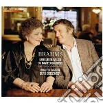 Liebeslieder-walzer, 10 danzi ungheresi cd musicale di Johannes Brahms