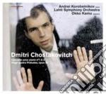 Sciostakovic Dmitri - Concerti Per Pianoforte cd musicale di Dmitri Sciostakovic