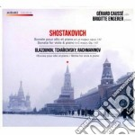 Sonate per viola op.147 cd musicale di Dmitri Sciostakovic
