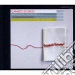 CARNETZ SECRETZ DE MARGUERITE D'AUTRICHE cd musicale