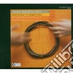 SONATE PER VIOLINO BWV 1014-1019 cd musicale di Johann Sebastian Bach
