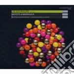 MOTTETTI E MADRIGALI (MOTETS & MADRIGAUX cd musicale di Peter Philips