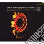 SONATA N.1 PER VIOLINO SOLO BWV 1003, CI  cd musicale di Johann Sebastian Bach
