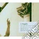 Haydn Franz Joseph - Le Ultime Sette Parole Di Cristo Dalla Croce, Quartetto Op.51 cd musicale di Haydn franz joseph