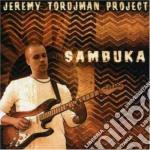 SAMBUKA cd musicale di JEREMY TORDJMAN PROJECT