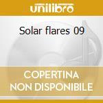 Solar flares 09 cd musicale di Sven Libaek