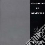 Paralleles De Montse - Esperit cd musicale di PARALLELES DE MONTSE