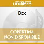 BOX                                       cd musicale di Dupont Martin