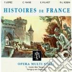 Histoires de france cd musicale di Opera multi steel