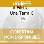 Una tarra ci h� cd musicale di Filetta A