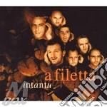 Intantu cd musicale di Filetta A