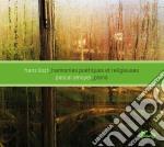 Harmonies po�tiques et religieuses, ball cd musicale di Franz Liszt