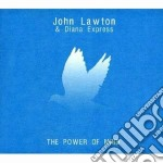 The power of mind cd musicale di John & expre Lawton