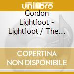 SAME/THE WAY I FEEL cd musicale di GORDON LIGHTFOOT