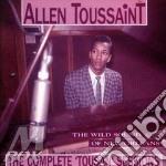 THE COMPLETE TOUSAN SESS. cd musicale di ALLEN TOUSSAINT